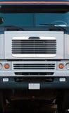 främre halv lastbil Royaltyfri Fotografi