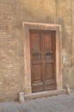 främre italienare för dörr Royaltyfria Bilder
