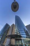 Främre kontor av moderna byggnader Royaltyfri Bild
