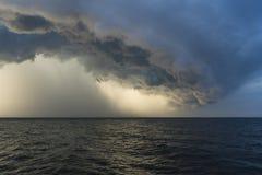 Främre passage på havet Baltics Fotografering för Bildbyråer