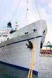 främre ship Arkivbild