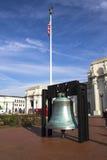 Främst Liberty Bell kopia Royaltyfri Foto
