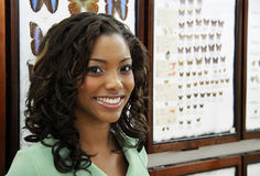 Fräulein World Trinidad u. Tobago 2011 Lizenzfreie Stockbilder