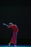 FRÅGA himmel-medborgarefolkdans arkivbild