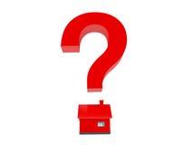 Fråga Mark Concept Graphic Royaltyfria Foton