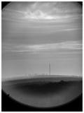 Från binokulärt Fotografering för Bildbyråer