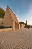 Från Liechtenstein parlament Arkivbild
