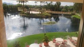 Från lobbyen Phoenix, AZ Arkivbilder