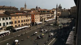 Från Rome med förälskelse Royaltyfria Bilder