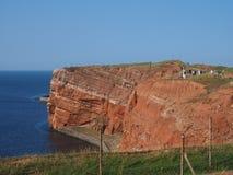 Frånlands- ö Helgoland Royaltyfri Bild