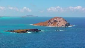Frånlands- öar Royaltyfri Fotografi