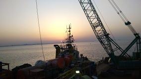 Frånlands- Bahrain arkivfoton