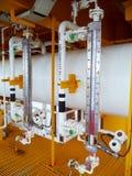 Frånlands- branschfossila bränslen Royaltyfria Foton