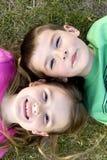 Frère et soeur photos stock
