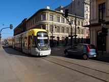 Fréquence cardiaque de Lodz Photos stock