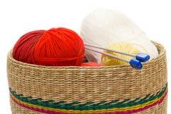 Frêle complètement des boucles de laine photo stock