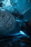 Frío como hielo Foto de archivo libre de regalías