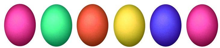 Fröhliche Ostern vektor abbildung