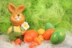Fröhliche Ostern Stockfotografie