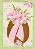Fröhliche Ostern Stockbild
