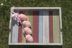 Fröhliche Ostern Stockfotos