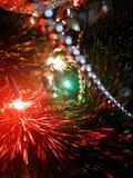 Fröhliches cristmas Foto Stockfotografie
