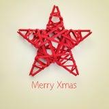 Fröhliches Weihnachten lizenzfreies stockfoto