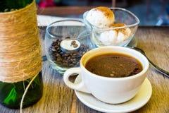Fröjd Mexico för koffein för kaffekopp royaltyfri bild
