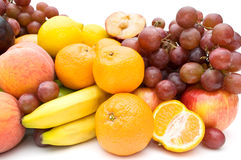 Früchte. Stockbild