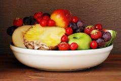Früchte lizenzfreie stockfotos