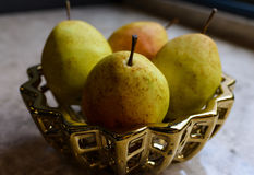 Früchte benutzen Innenraum Stockfoto