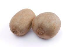 Früchte der Kiwi zwei Lizenzfreie Stockbilder