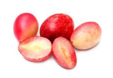 Früchte Koromcha oder Carandas Lizenzfreies Stockbild