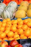 Früchte Markert Lizenzfreie Stockfotos