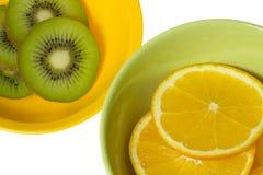 Früchte mit Vitamin C Stockfoto