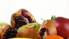 Früchte passten Leben-Konzept Lizenzfreies Stockbild
