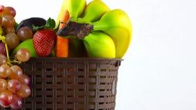 Früchte passten Leben-Konzept Stockfotografie