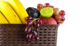 Früchte passten Leben-Konzept Stockbilder