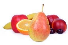 Früchte und Beeren Lizenzfreies Stockfoto