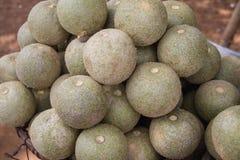Früchte von Kambodscha Stockfotografie