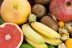 Früchtemix Stockfotos