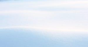 Früher Morgen-Schneewehe Stockbilder