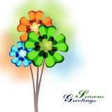 Frühjahrblumen Stockbilder