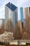 Frühjahr in der Stadt Lizenzfreie Stockfotografie