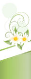 Frühjahr-Karte Lizenzfreies Stockbild