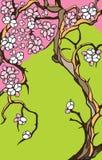 Frühling. lizenzfreie abbildung