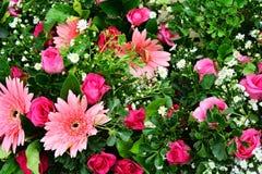 Frühling blüht Blumenstrauß Stockfotografie