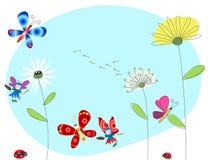 Frühling kommt Lizenzfreie Stockbilder
