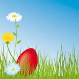 Frühling und Ostern stock abbildung