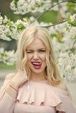 Frühling und Schönheit, Jugend, mp3 Lizenzfreies Stockbild
